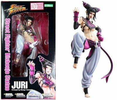 Street Fighter Bishoujo Juri 2nd Round