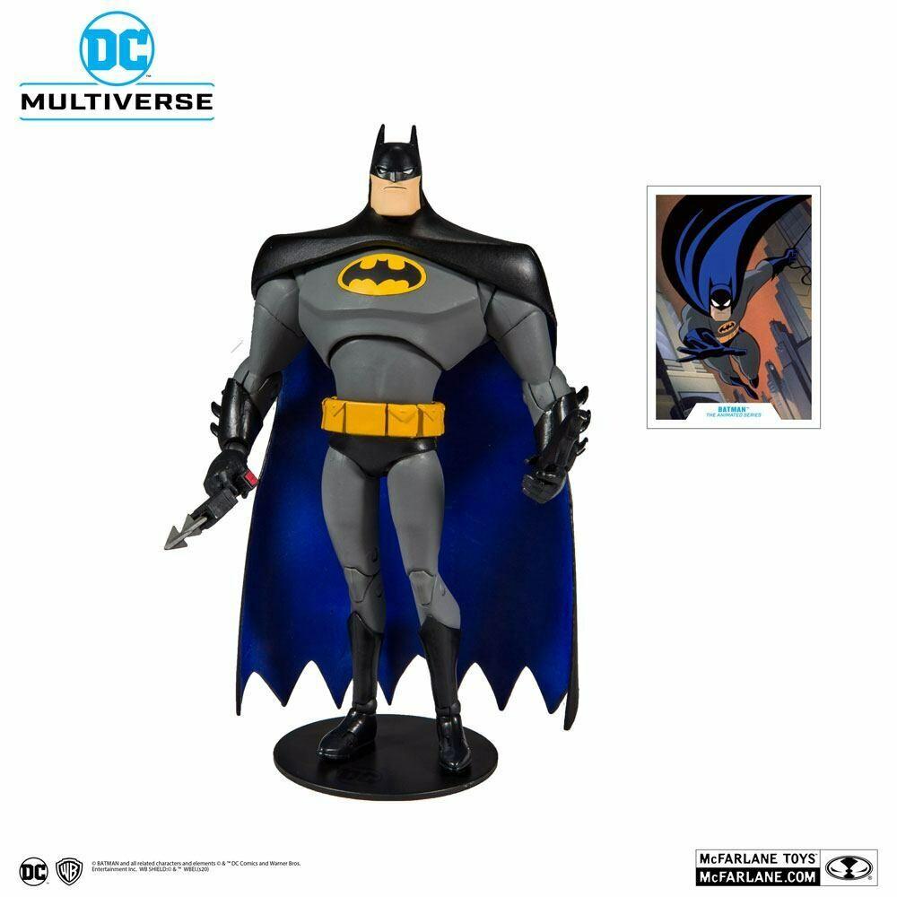 Batman: The Animated Series Action Figure Batman