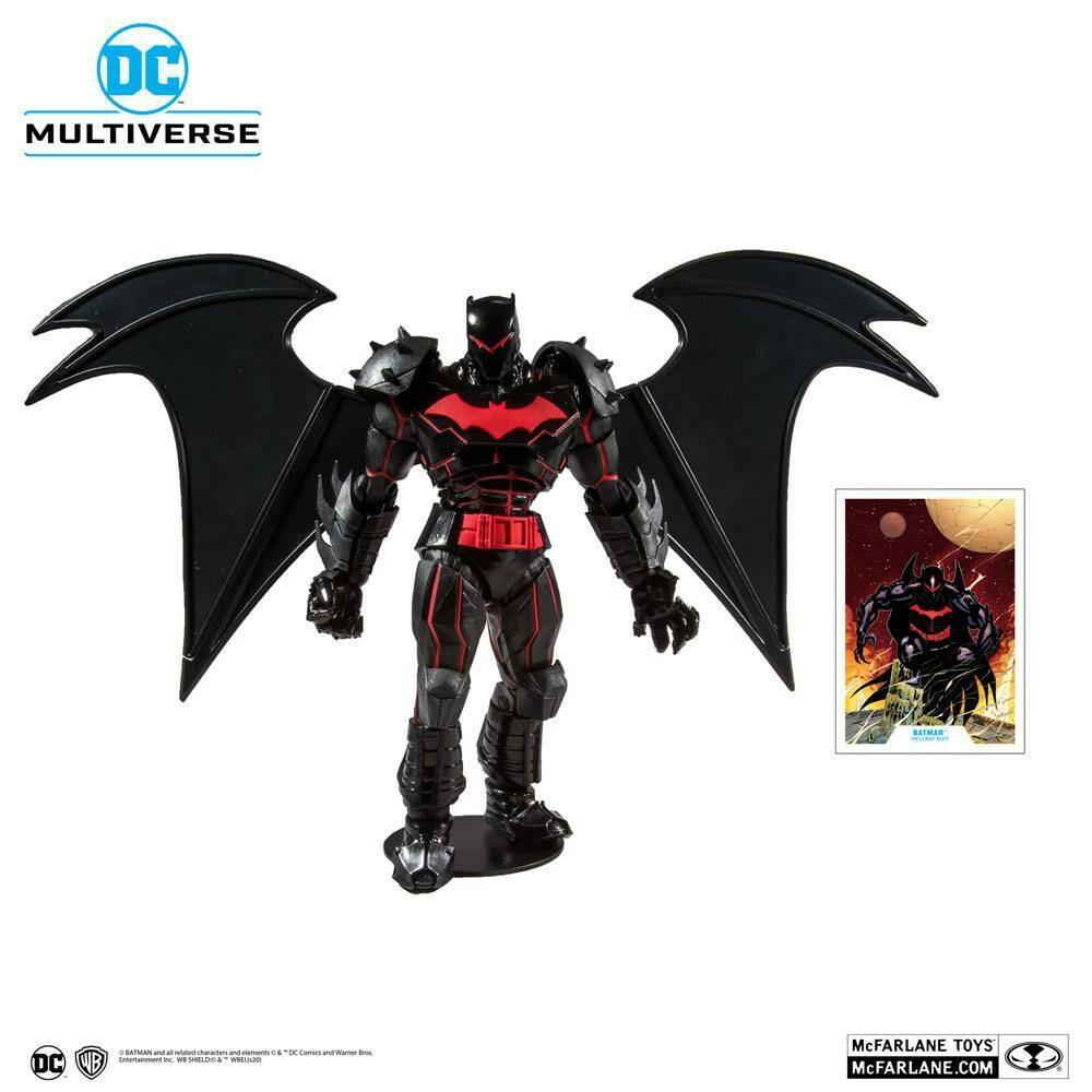 Batman & Robin Action Figure Batman (Hellbat Suit)