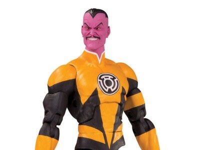DC Essentials Sinestro Figure