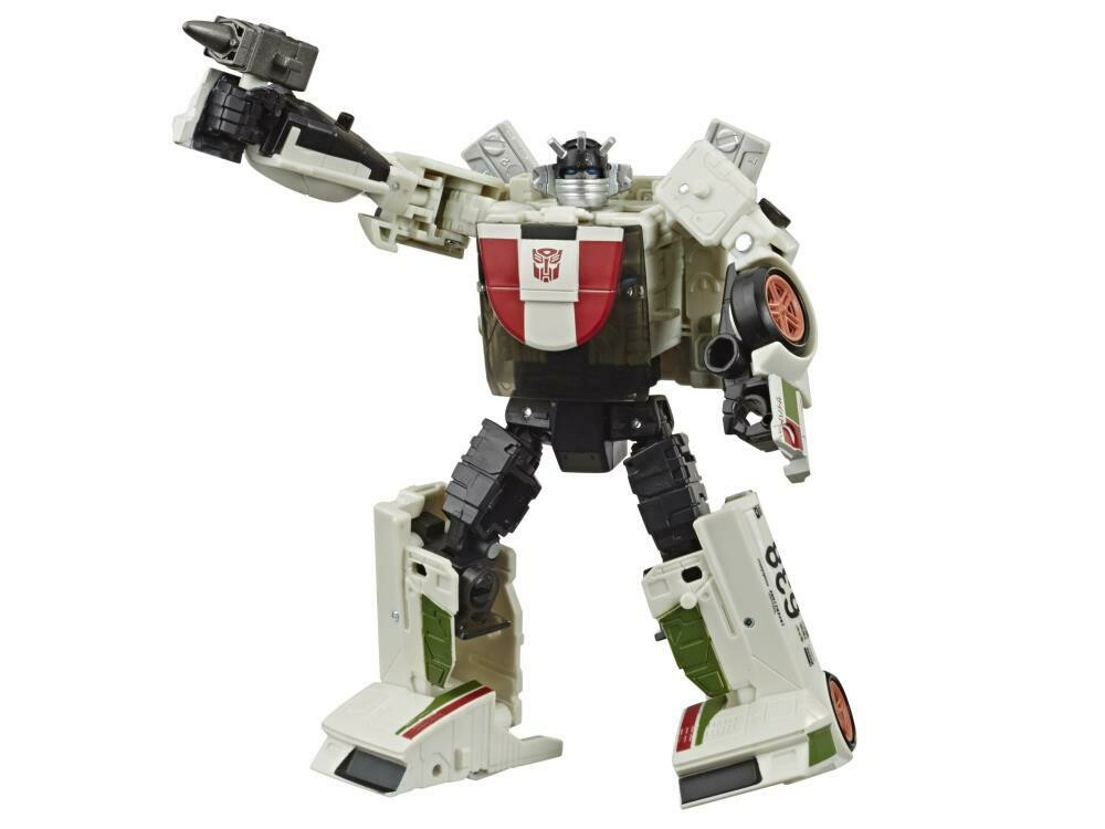 Transformers War for Cybertron: Earthrise Deluxe Wheeljack