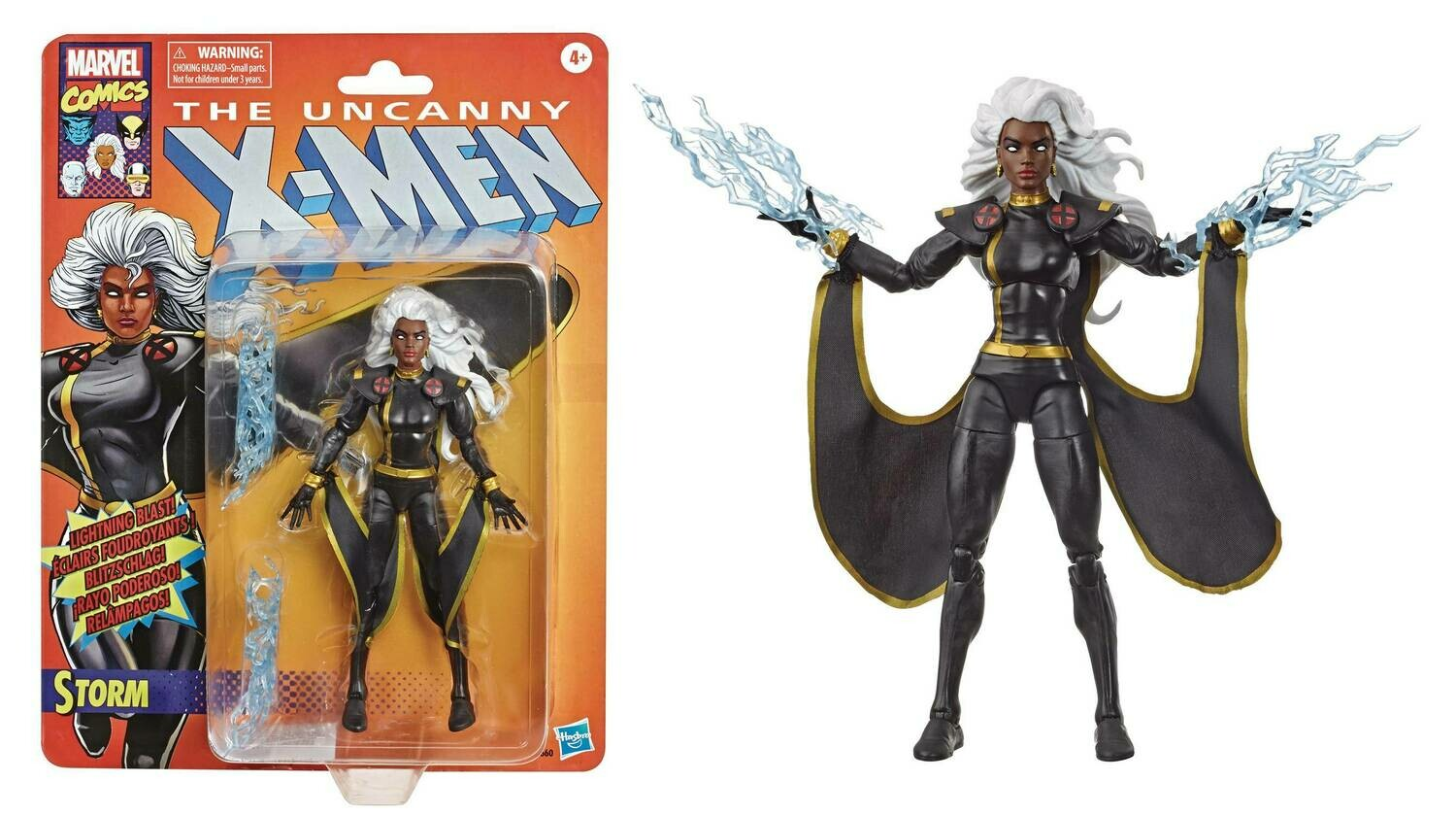 X-MEN LEGENDS RETRO 6IN STORM VARIANT