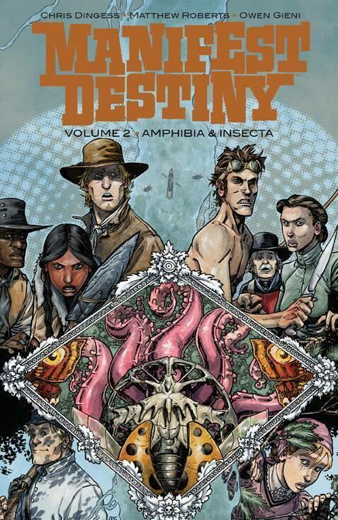 MANIFEST DESTINY TP VOL 02