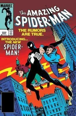 Amazing Spider-Man  #252 Facsimile Edition