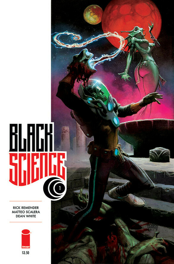Black Science (2013 Image) #1B