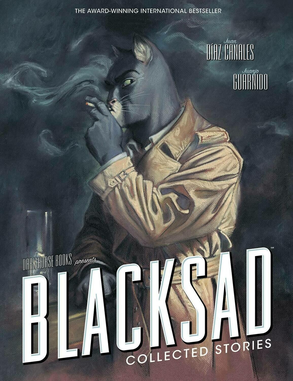 BLACKSAD COLLECTED STORIES  VOL 01