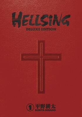 HELLSING DELUXE EDITION HC VOL 01