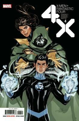 X-MEN FANTASTIC FOUR #4 (OF 4)