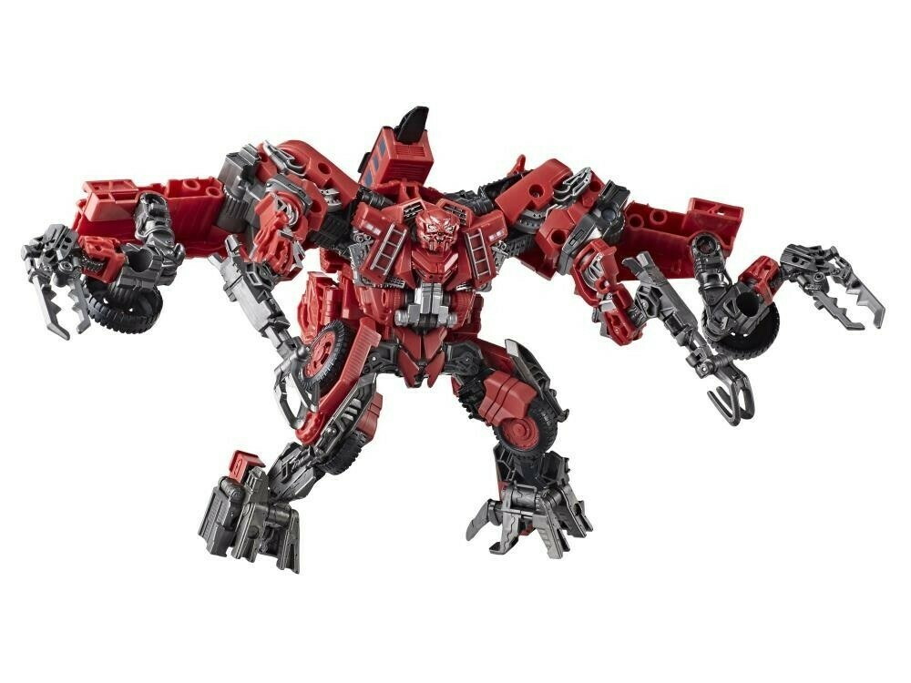 Transformers Studio Series Leader Overload
