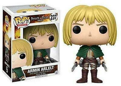 Funko POP! Attack On Titan - Armin #237