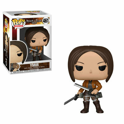 POP! ATTACK ON TITAN YMIR  #461