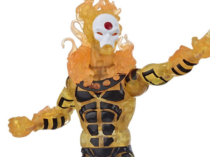 X-Men Marvel Legends Sunfire