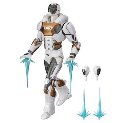 Starboost Armor Iron Man Hasbro Marvel Legends Series Gamerverse