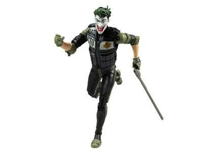 Batman: White Knight DC Multiverse The Joker (Jack Napier) Action Figure