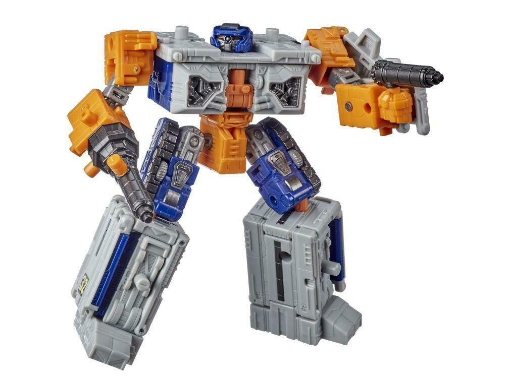 Transformers War for Cybertron: Earthrise Deluxe Airwave