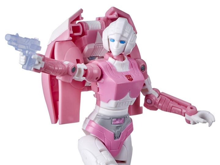 Transformers War for Cybertron: Kingdom Deluxe Arcee