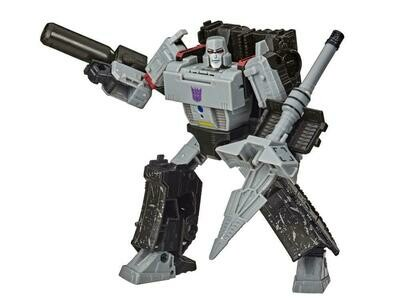 Transformers War for Cybertron: Earthrise Voyager Megatron