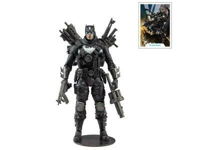 The Batman Who Laughs DC Multiverse The Grim Knight Batman Action Figure