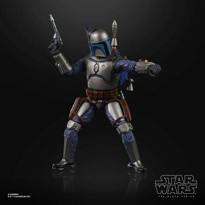 Star Wars Black Series Gaming Greats Jango Fett