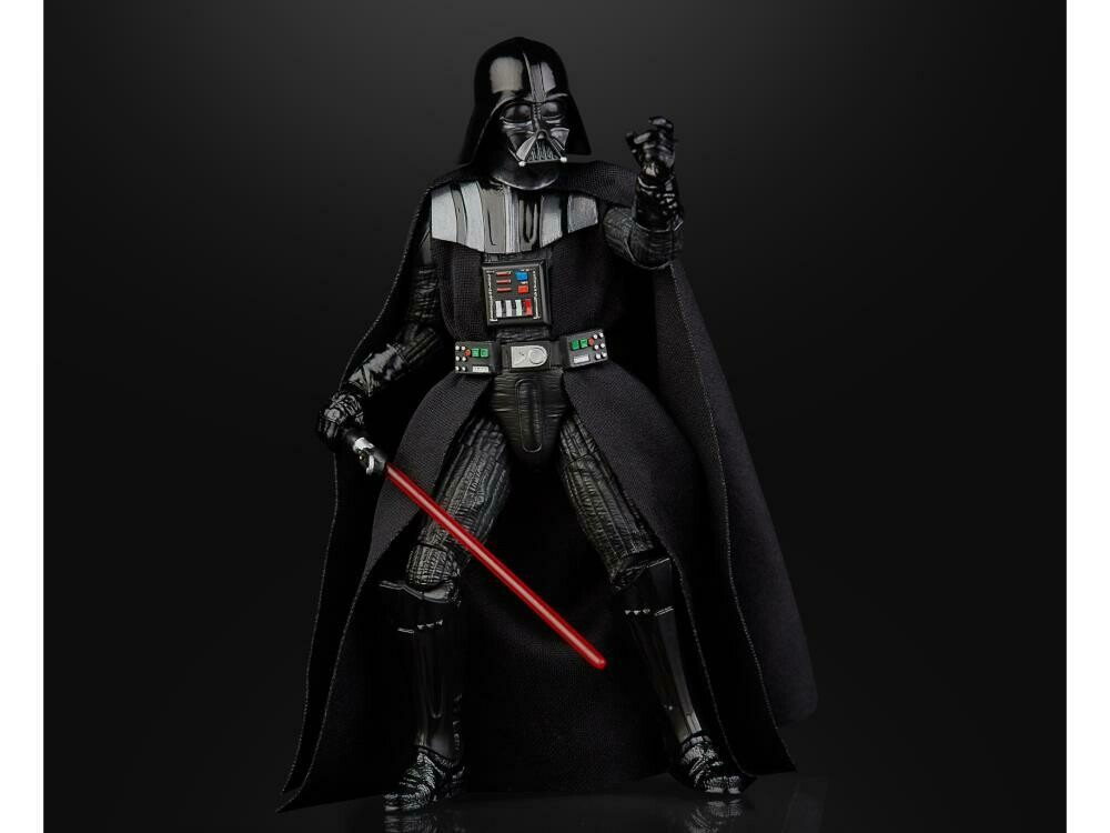 "Star Wars: The Black Series 6"" Darth Vader (Empire Strikes Back)"