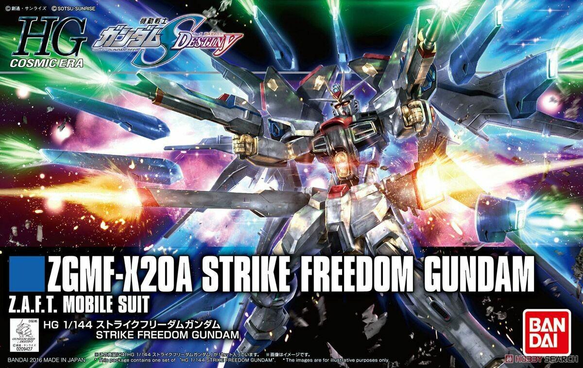 Strike Freedom Gundam (HGCE) 1/144 HGCE  Revive 201