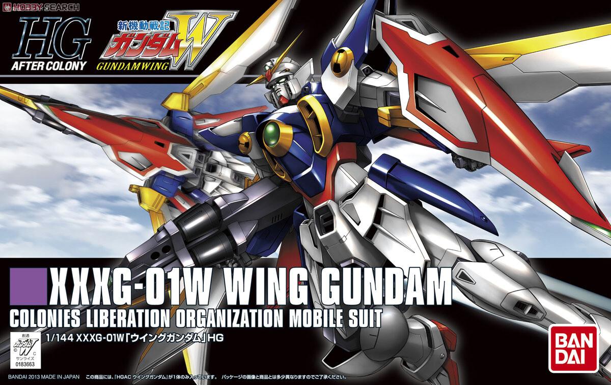 XXXG-01W Wing Gundam (HGAC) 162