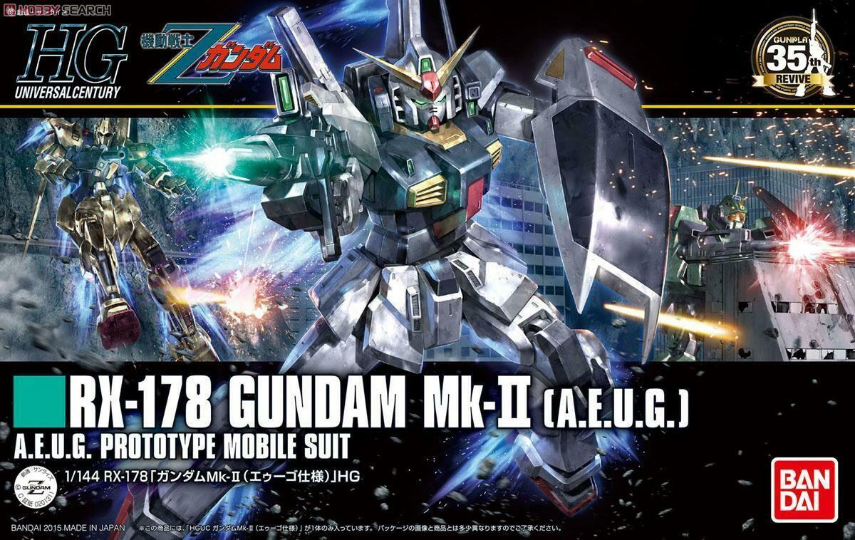 Gundam MK-II (A.E.U.G.) (HGUC) 1/144 REVIVE  193
