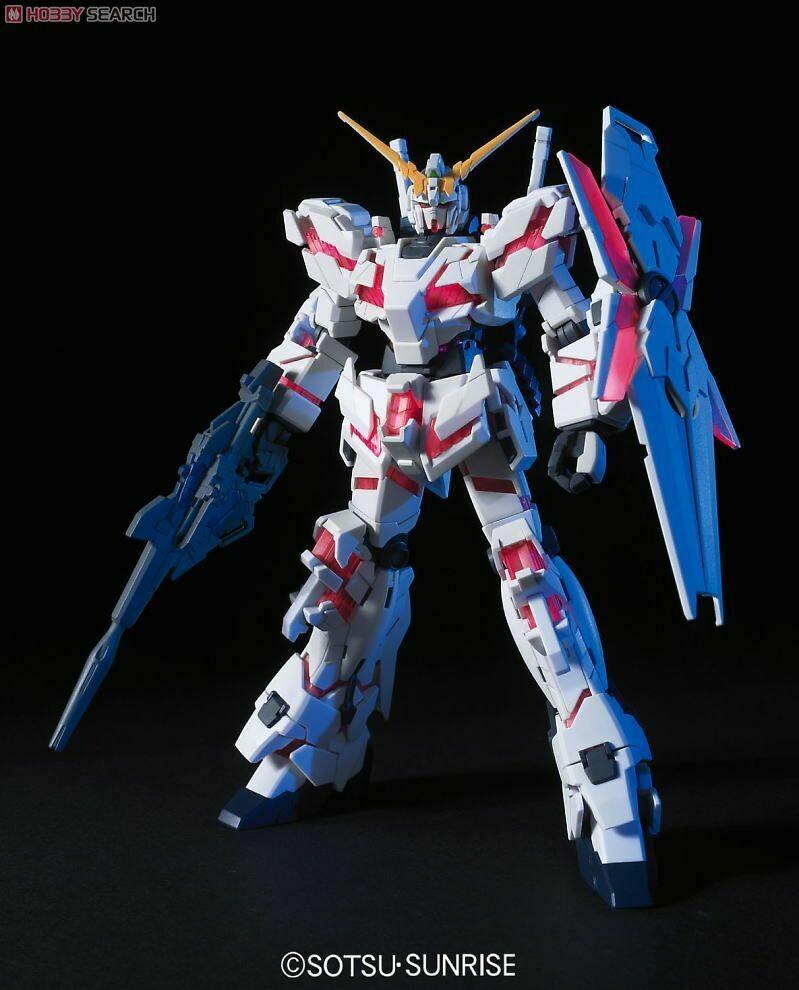 RX-0 Unicorn Gundam Destroy Mode 100 (HGUC)  1/144