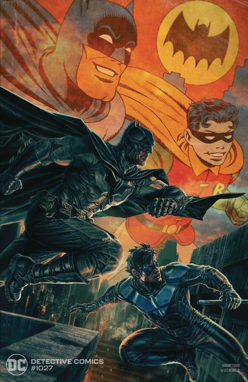 DETECTIVE COMICS #1027 JOKER WAR BATMAN AND NIGHTWING VARIANT EDITION