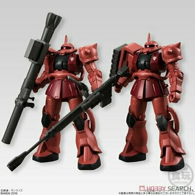 Mobile Suit Gundam Universal Unit Char's ZAKU II