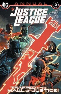 JUSTICE LEAGUE ANNUAL #2