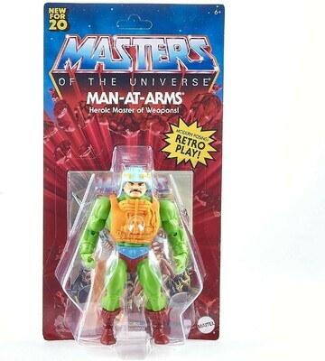 Masters Of The Universe Origins Man-At-Arms