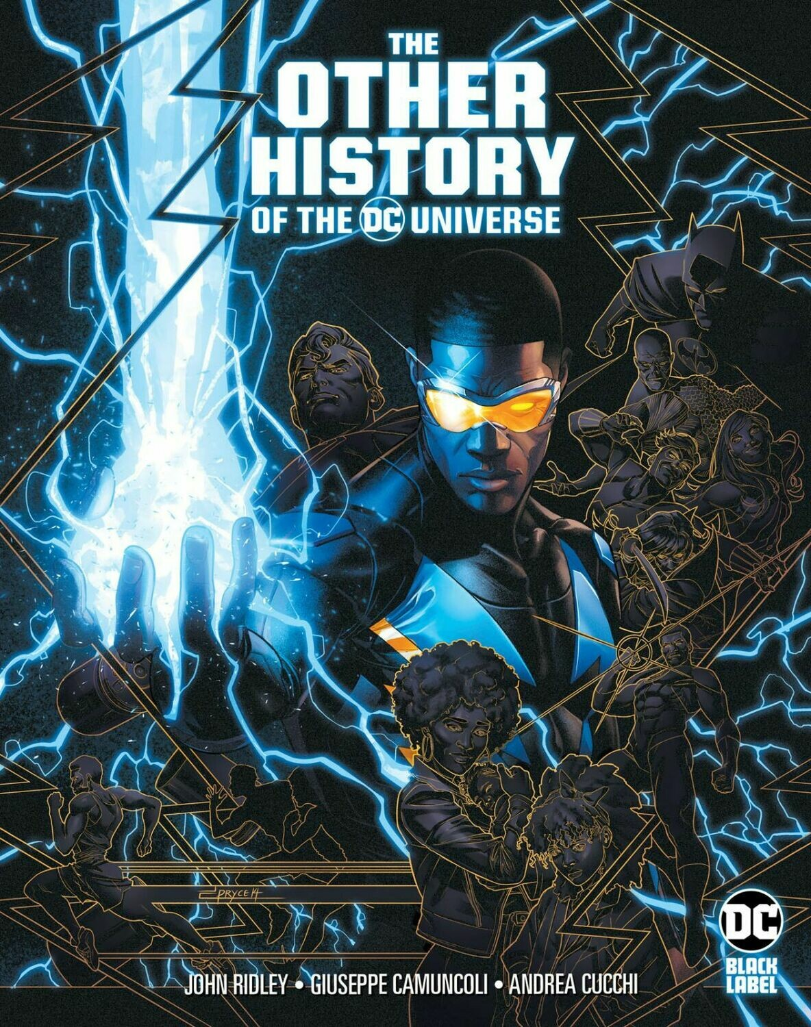 OTHER HISTORY OF THE DC UNIVERSE #1 (OF 5) VARIANT EDITION