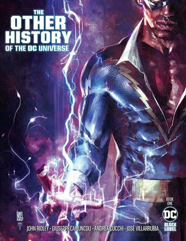 OTHER HISTORY OF THE DC UNIVERSE #1 (OF 5)