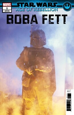 STAR WARS AOR BOBA FETT #1 MOVIE VARIANT