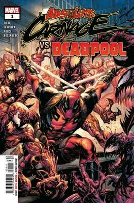 ABSOLUTE CARNAGE VS DEADPOOL #1-2-3 complete set