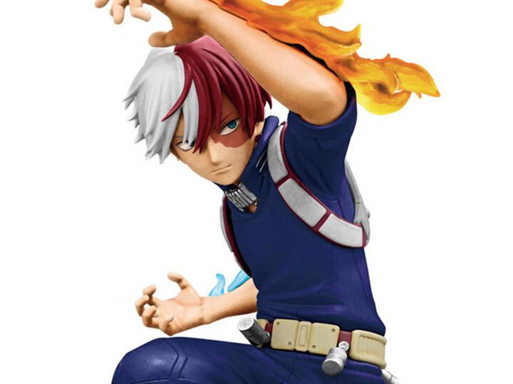 My Hero Academia The Amazing Heroes Vol.2 Shoto Todoroki