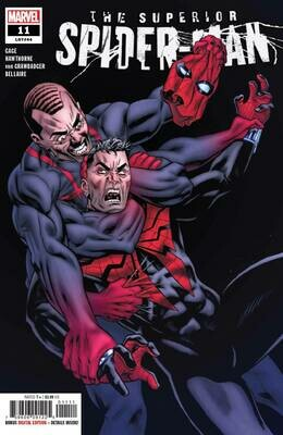 SUPERIOR SPIDER-MAN #11