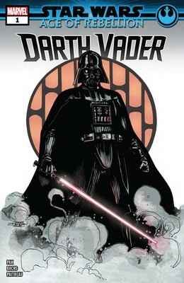 STAR WARS AOR DARTH VADER #1