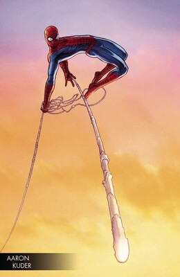 AMAZING SPIDER-MAN #797 KUDER YOUNG GUNS  VARIANT
