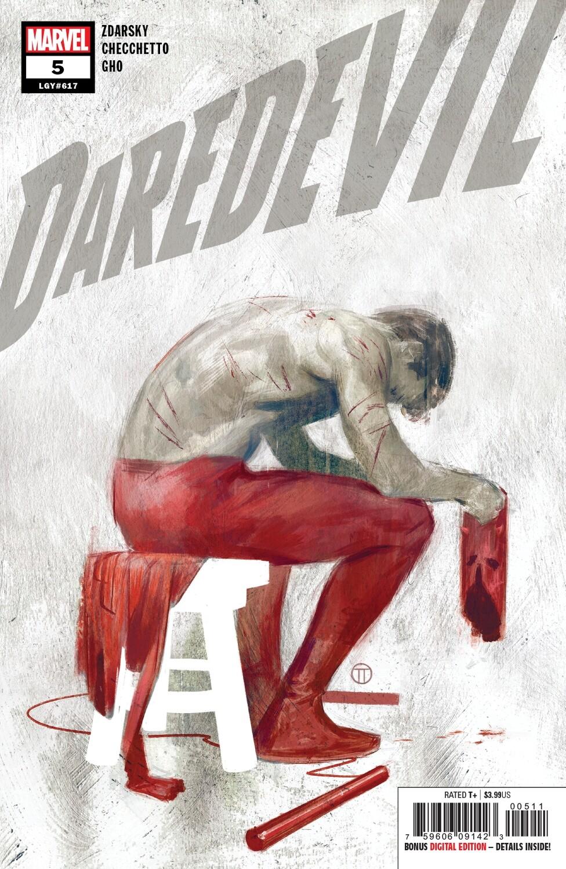 DAREDEVIL #5 HIGH GRADE