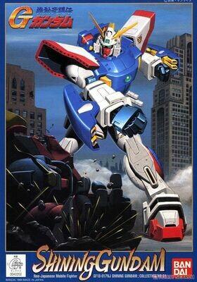 Shining Gundam  G-01