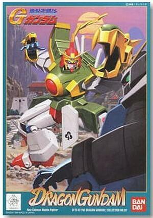 Dragon Gundam G-02