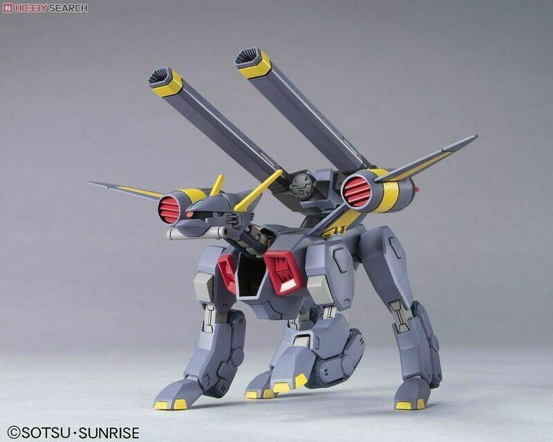Gundam Seed: High Grade - R12 Mobile Bucue 1:144 Model Kit