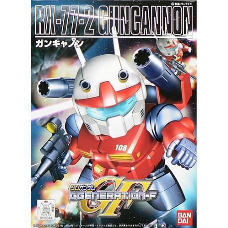 Gundam: 1st - BB225 RX-77-2 Guncannon - Model Kit