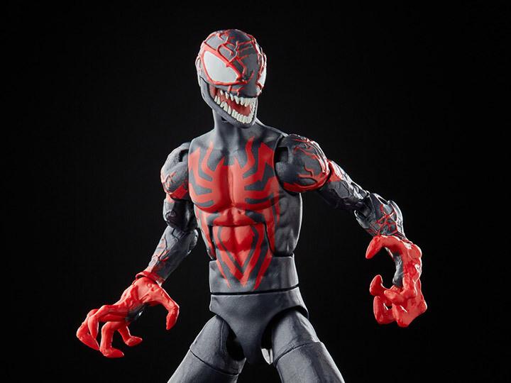Venom Marvel Legends Miles Morales (Venompool BAF)