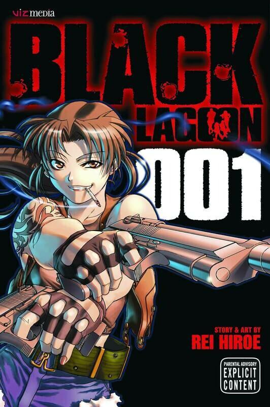 BLACK LAGOON  VOL 01
