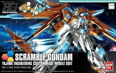 Gundam: High Grade - Scramble Gundam 1:144 Model Kit