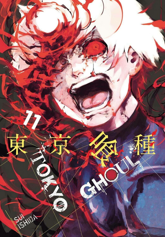 TOKYO GHOUL GN VOL 11