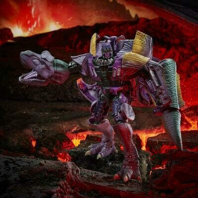 Transformers War for Cybertron: Kingdom Leader Megatron